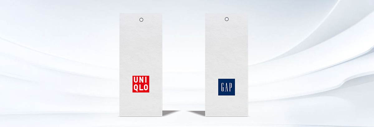 eco RFID Apparel Hanging Tags