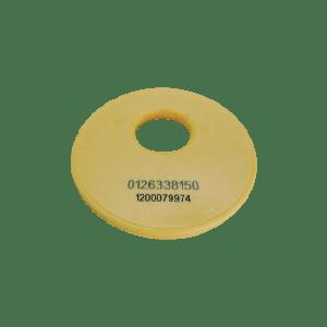 Dual-Freq Material Tracking Tag