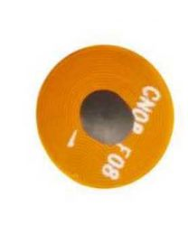 HF Round FPCB COB OD8-T0.75mm - Customizable