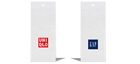 eco rfid clothing hanging tags